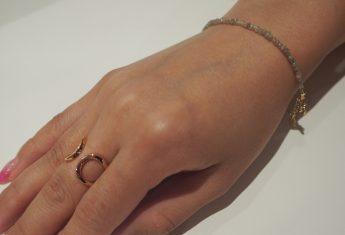 スティール 指輪、ブレス
